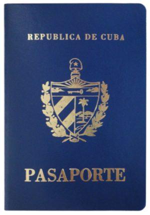 Current_cover_Cuban_passport
